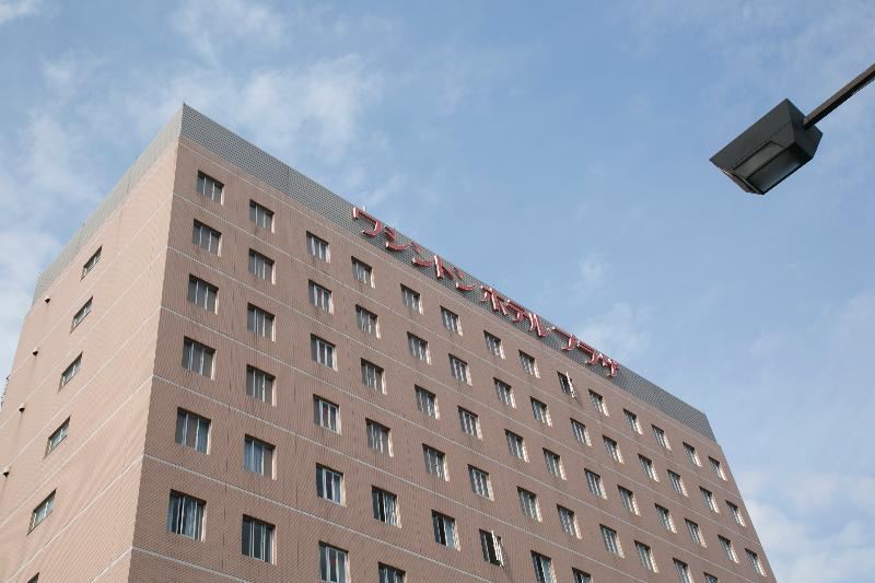 General view Shimonoseki-eki Nishi Washington Hotel Plaza