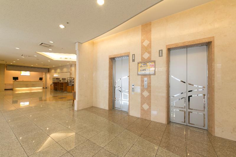 Lobby Shimonoseki-eki Nishi Washington Hotel Plaza