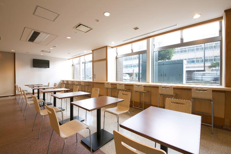 Restaurant Shimonoseki-eki Nishi Washington Hotel Plaza