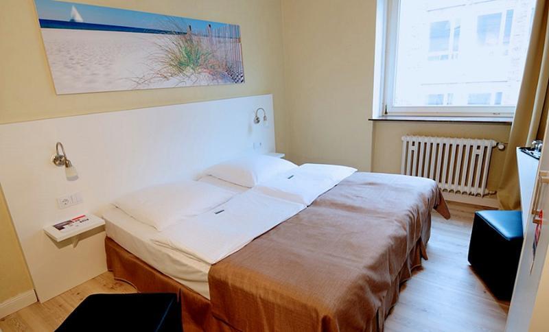 General view Hotel Am Kieler Schloss Kiel By Premiere Classe