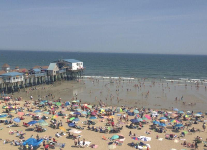 General view Old Orchard Beach Inn