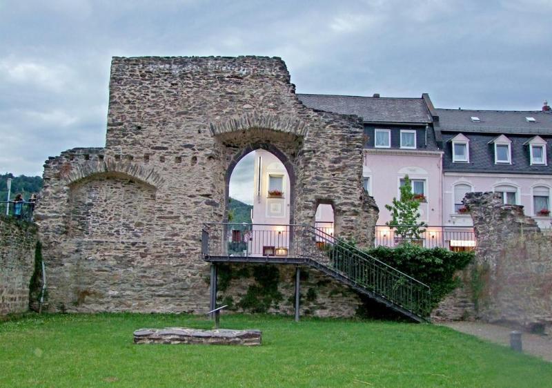 General view Pension Bei Schinderhannes Und Julchen