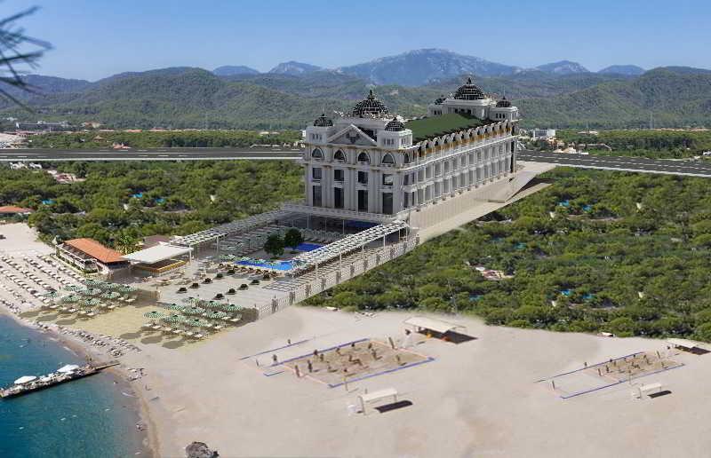 General view Elegance Beach Resort