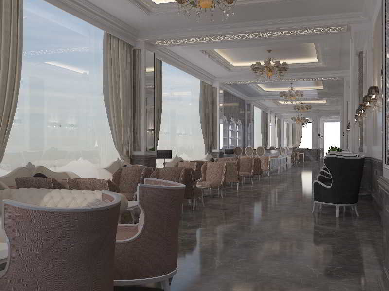 Lobby Elegance Beach Resort