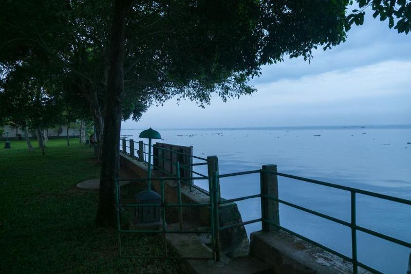 General view Illikkalam Lake Resort