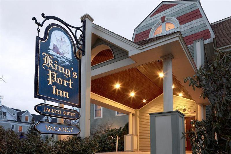 General view Kings Port Inn