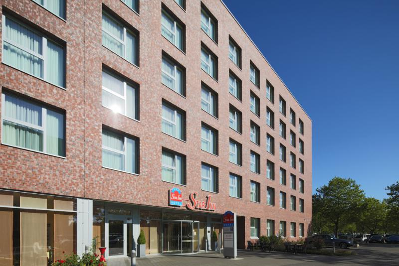 General view Star Inn Hotel Karlsruhe Siemensallee, By Comfort