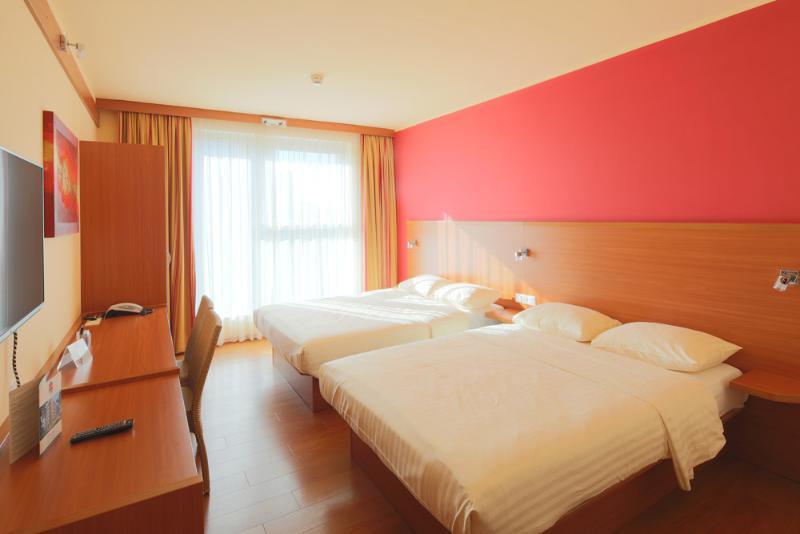 Room Star Inn Hotel Karlsruhe Siemensallee, By Comfort