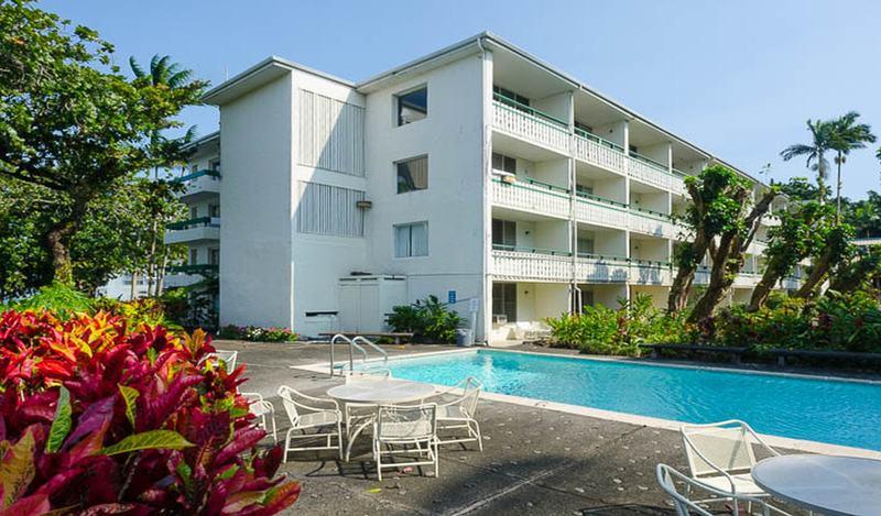 Pool Pagoda Hilo Bay Hotel