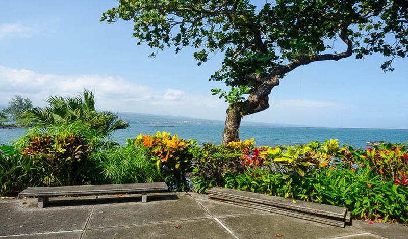 Terrace Pagoda Hilo Bay Hotel