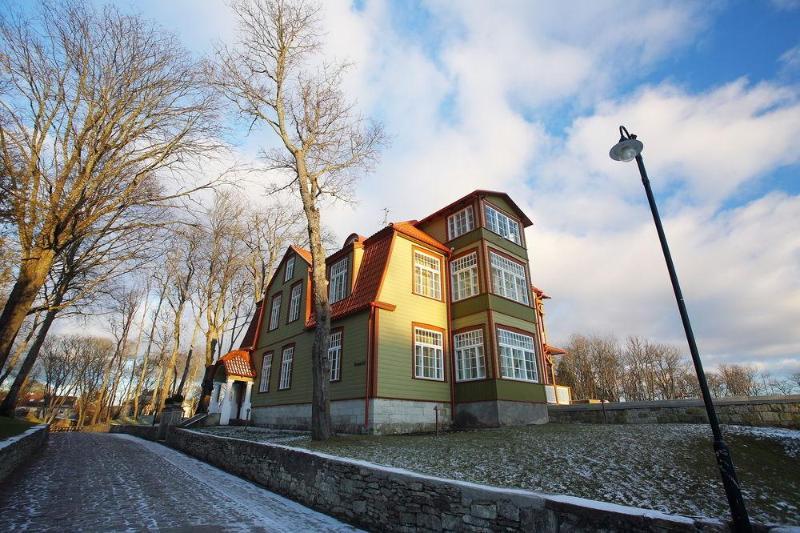 General view Ekesparre Residence