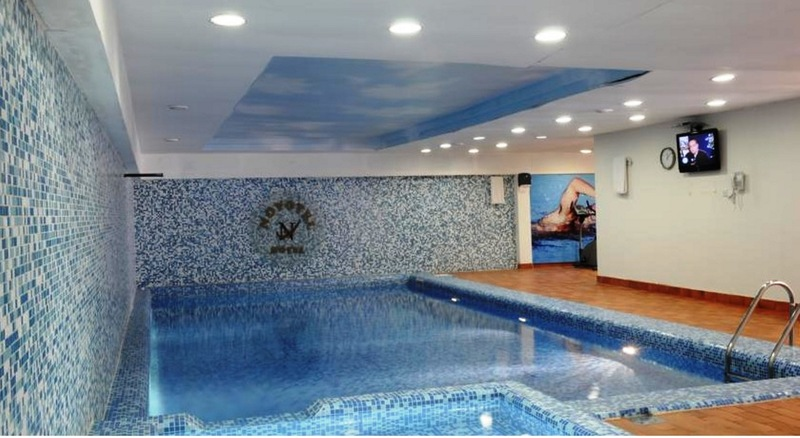Pool Suite Home Hotel