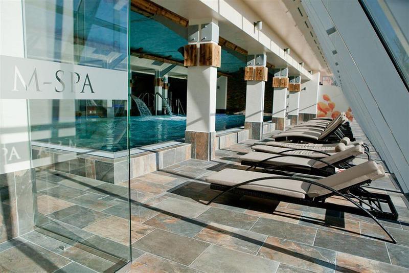 General view Mlyn Jacka Hotel & Spa