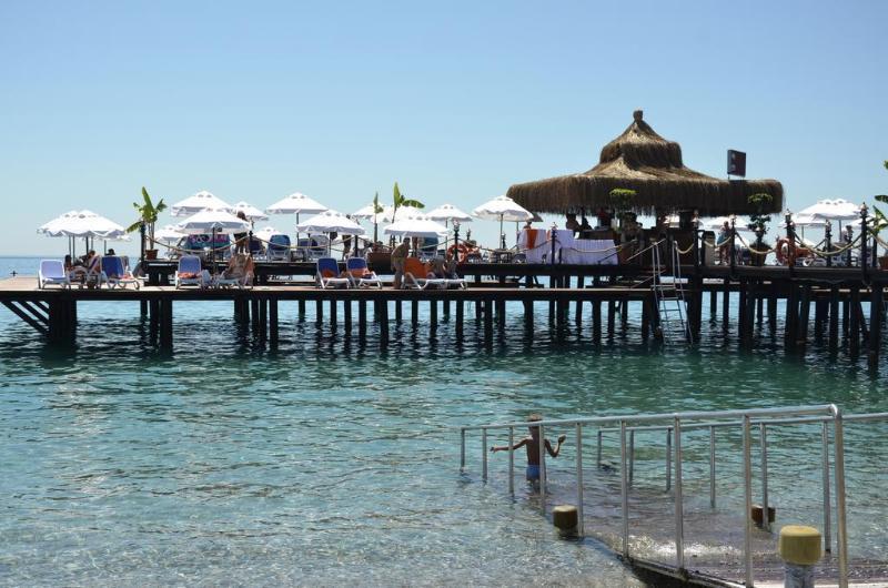 Beach Simena Sun Club