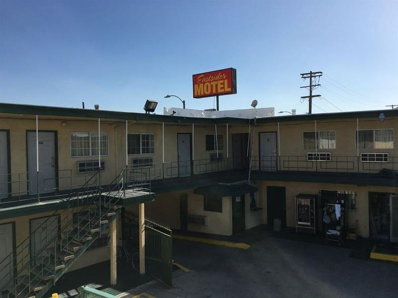 General view Eastsider Motel