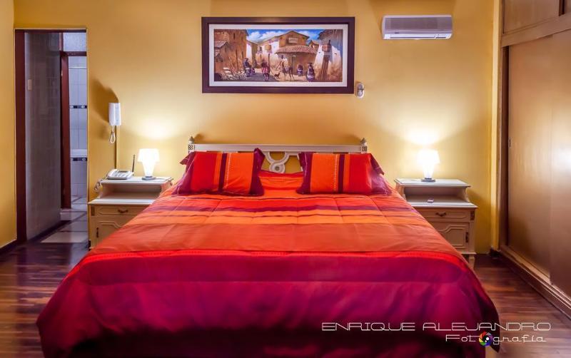 General view Machu Picchu Suites