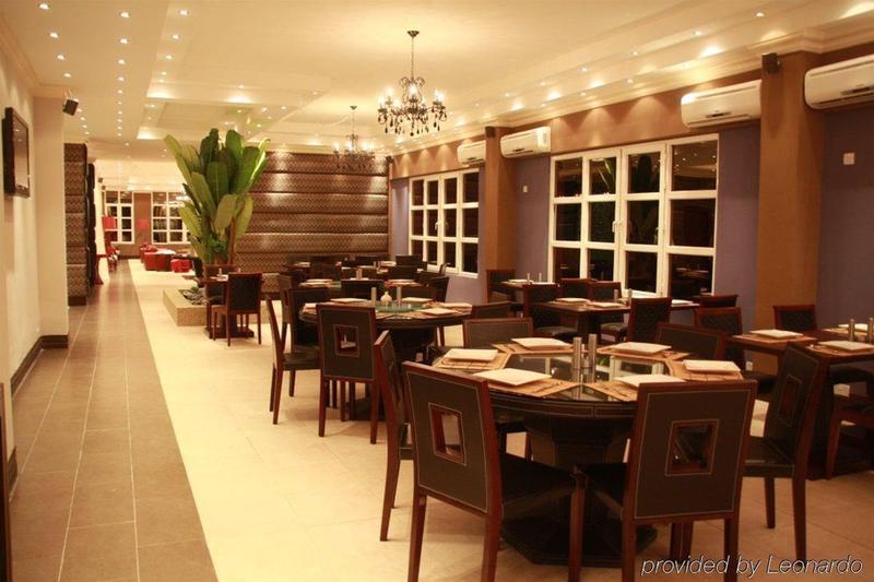 Restaurant The Blowfish Hotel