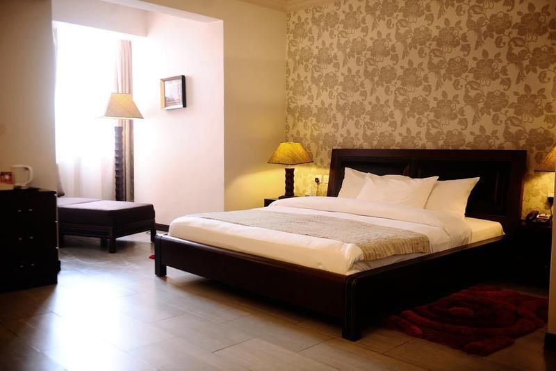 Room The Blowfish Hotel