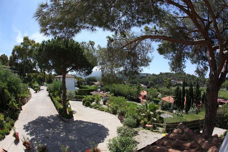 General view Villa Giulia