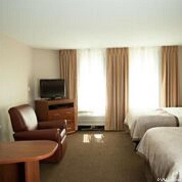 Room Candlewood Suites Lawton Fort Sill