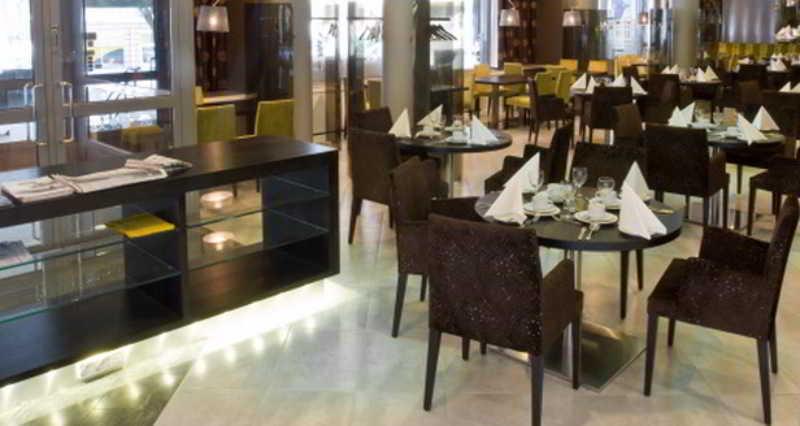 Restaurant Scandic Patria