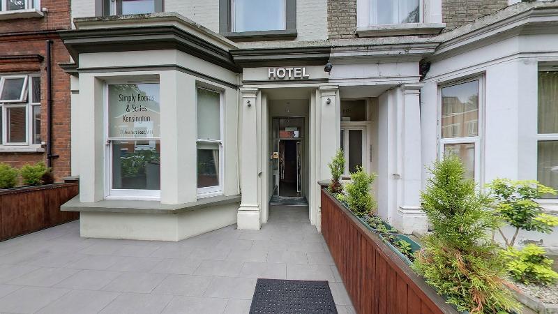 General view Simply Rooms & Suites