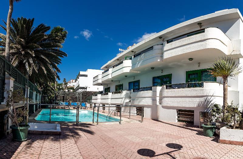 Apartamentos Olympia - Hotel - 2