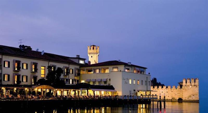 General view Grand Hotel Terme