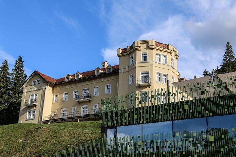 General view Hotel Sofijin Dvor