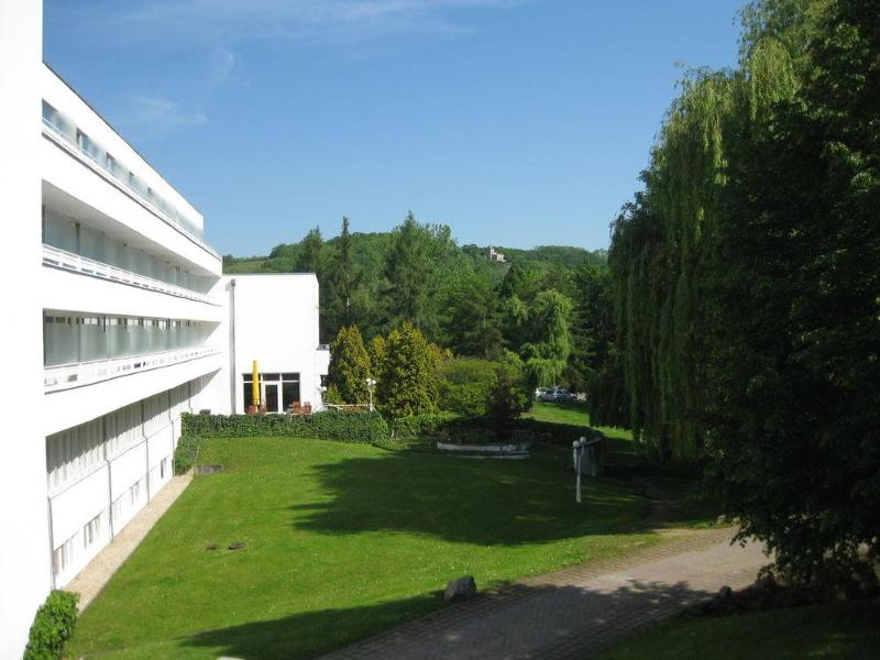 General view Hotel An Der Therme - Haus 1