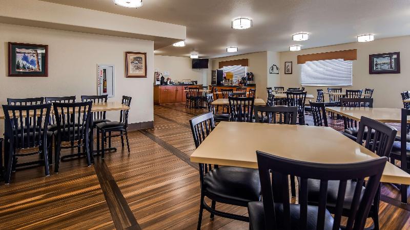 Restaurant Best Western Rose Quartz Inn