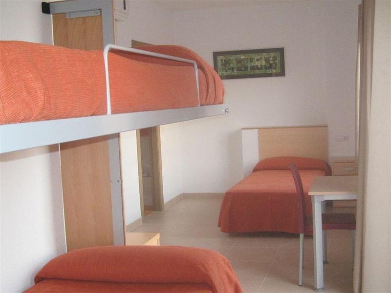 Albergue Inturjoven Almeria   Hostel