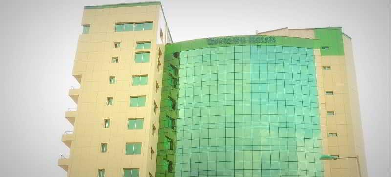 General view Westown Hotel