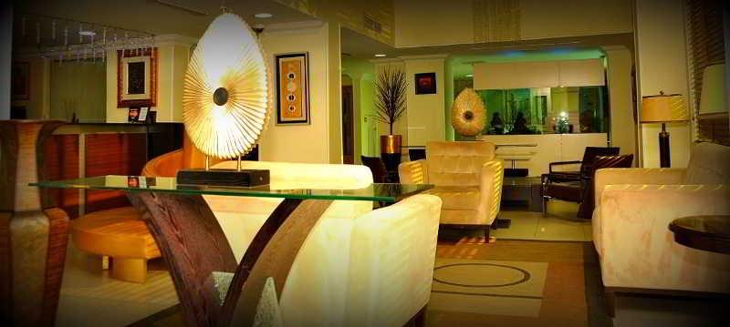 Lobby Westown Hotel