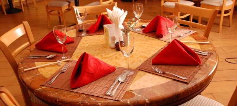 Restaurant Westown Hotel