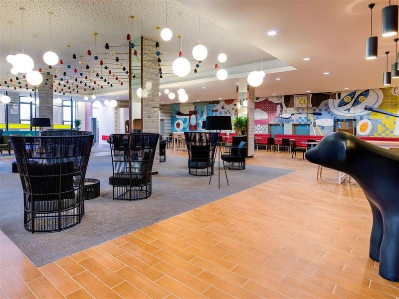 Lobby Adagio Liverpool City Centre