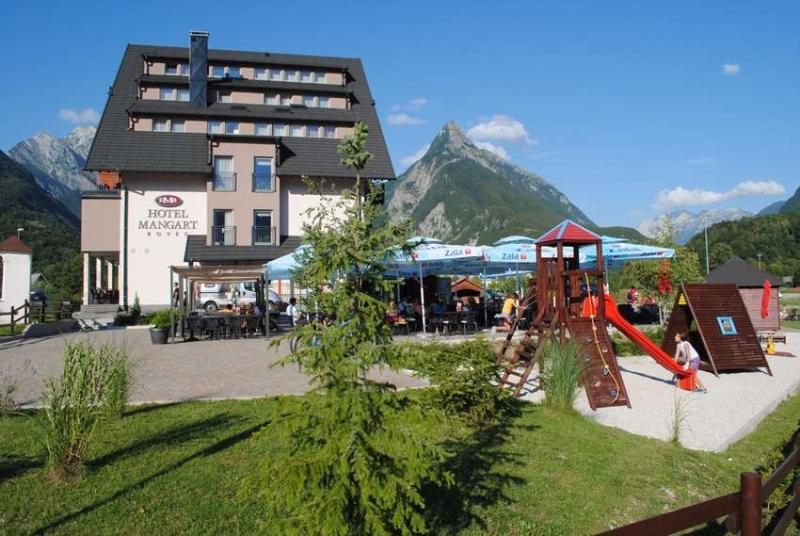 General view Hotel Mangart