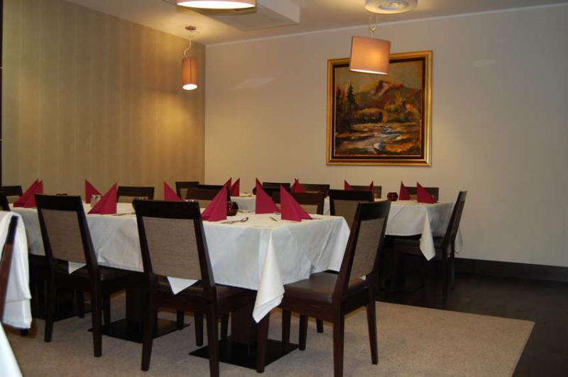 Restaurant Hotel Mangart