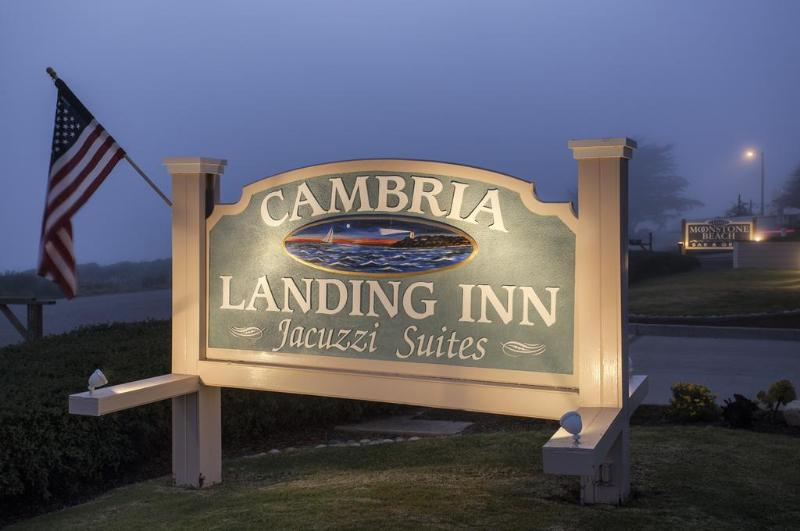 General view Cambria Landing Inn