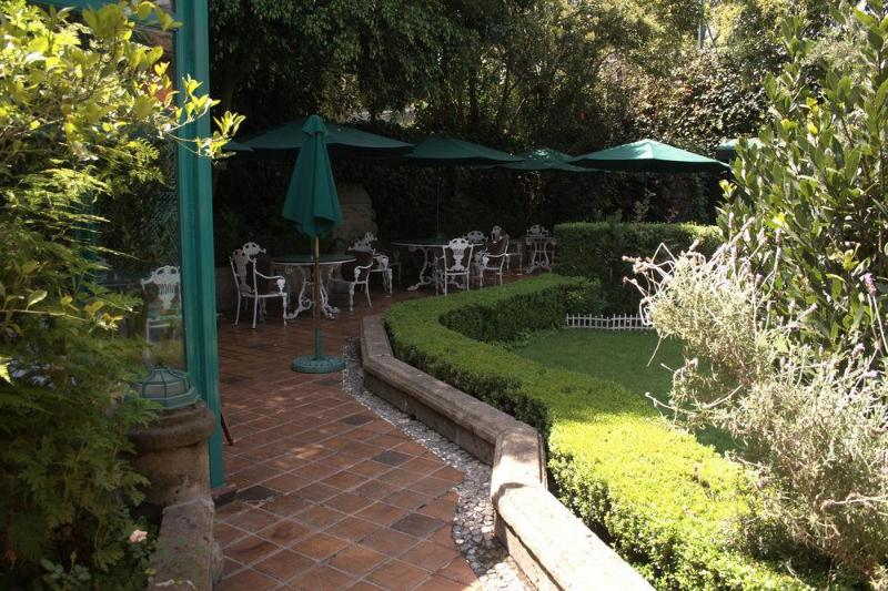 General view Park Villa