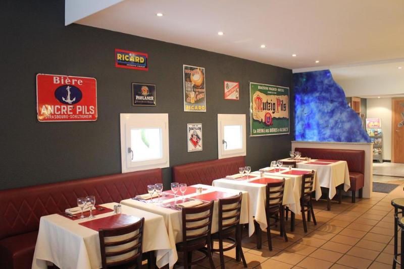 Restaurant Kyriad Mulhouse Nord Illzach
