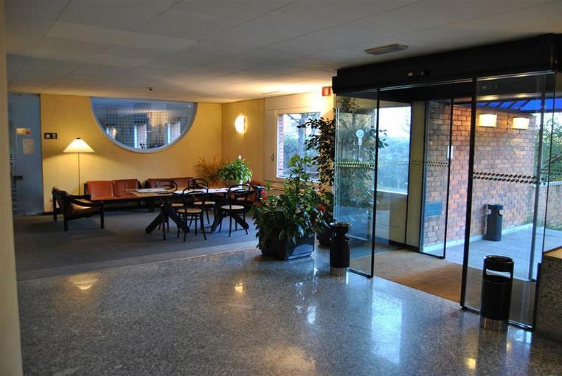 Lobby Residence Siloe