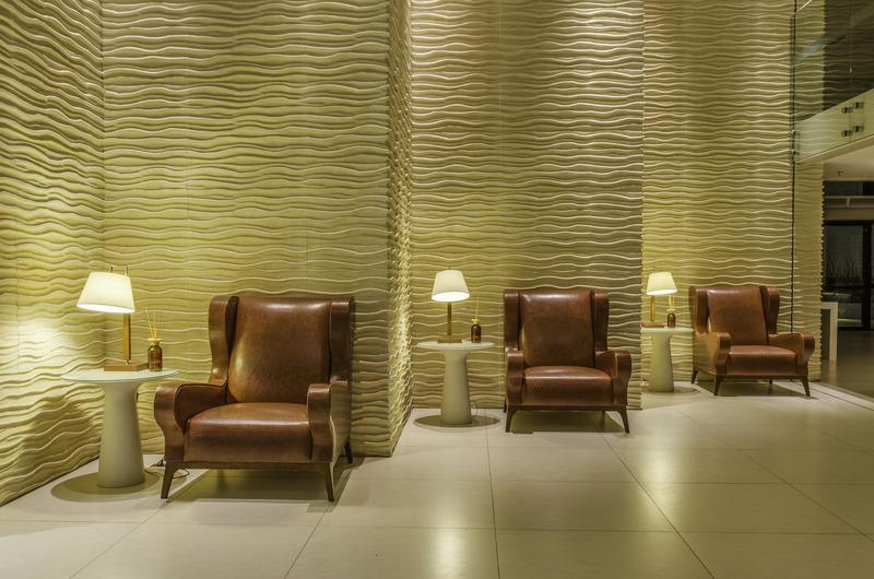 Lobby Meridiano Hotel