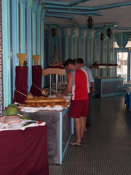 Restaurant Les Palmiers