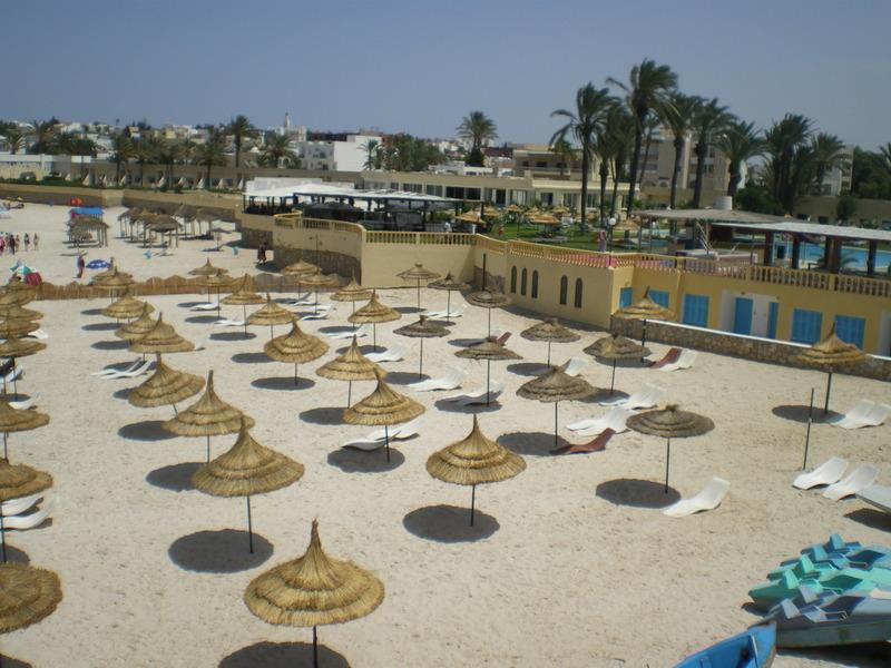 Beach Les Palmiers