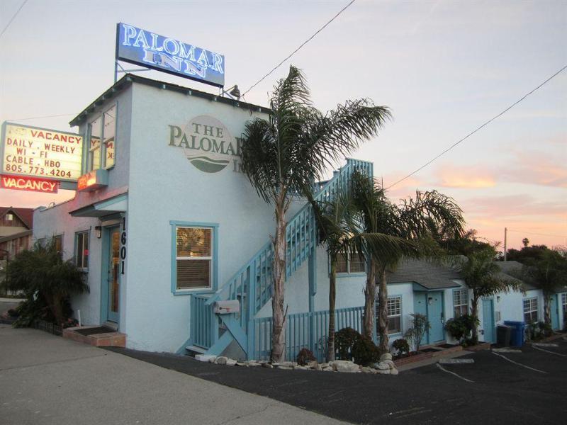 General view The Palomar Inn