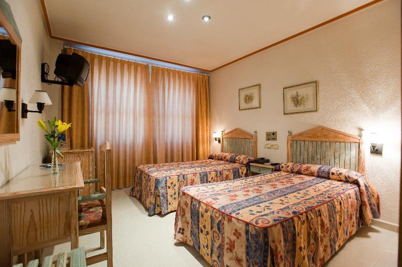 Room Churra Vistalegre