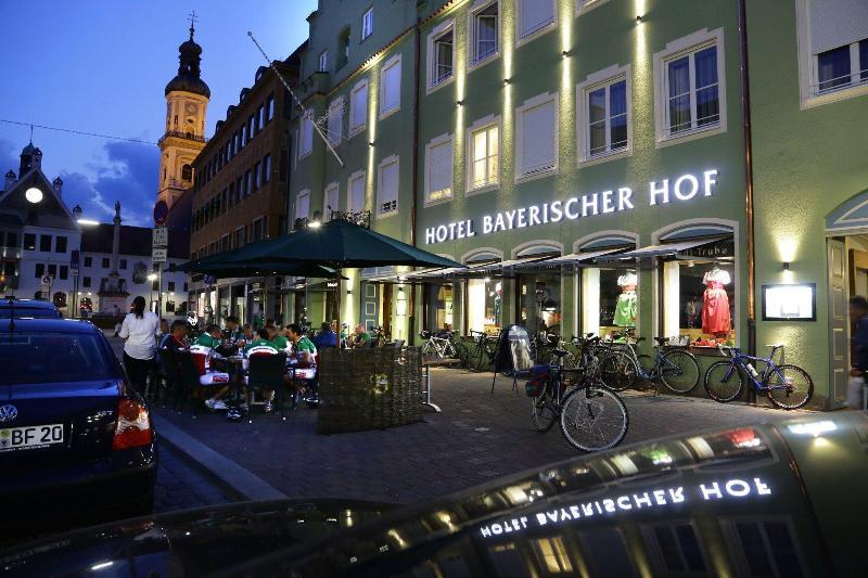 General view Bayerischer Hof