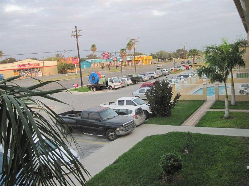 General view Texas Inn Weslaco