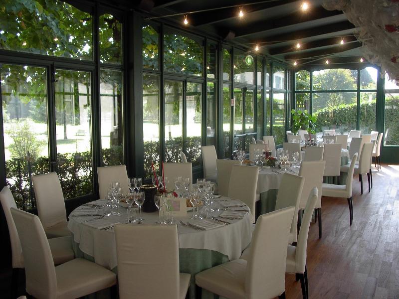 Restaurant Ih Hotels Parco Borromeo Monza Brianza